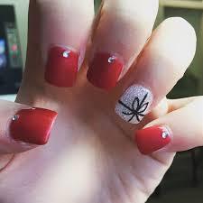 christmas present nail art gallery