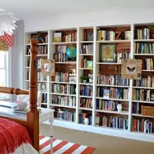 How To Build In Bookshelves - how to decorate shelves home stories a to z