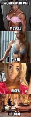 Muscle Memes - i typed muscle vs tuner and found this