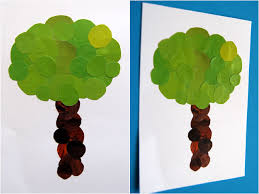 diy arbor day art for kids craft eric carle and