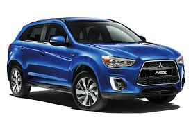 mitsubishi asx inside refreshed mitsubishi asx compact suv introduced priced from rm104