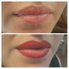 cosmetic tattoo training feather hair stroke lip and eyeliner