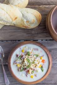 lovely little kitchen creamy potato soup with ham lovely little kitchen soup stew
