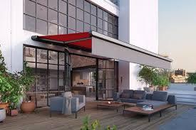 markisen design terrassen und balkonmarkisen markilux