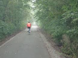Cardinal Greenway Map Bicycling Nykography