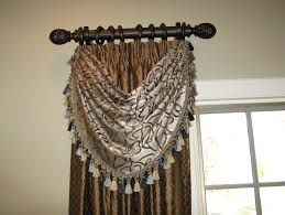 Window Valances Ideas 25 Best Short Curtain Rods Ideas On Pinterest Round Dining Room