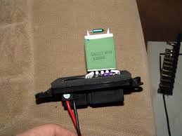 sparky u0027s answers 2002 gmc envoy no low blower speeds