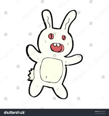 cartoon halloween images scary halloween bunny cartoon stock vector 79997953 shutterstock