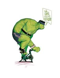 Hulk Smash Meme - hulk smash spin class instructor by deadlymike on deviantart