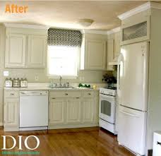 kitchen beautiful painted white kitchen cabinets with appliances