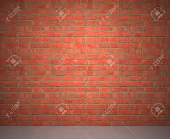 exposed brick wall next to a sidewalk stock photo picture and