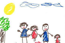 what kids u0027 drawings reveal about their homes