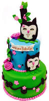 cute owl cake png
