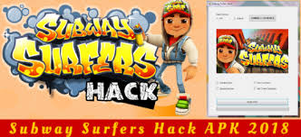 subway surfer hack apk subway surfers hack apk 2018 hacker tool