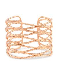 cuff bracelet jewelry images Nicolas rose gold cuff bracelet kendra scott jewelry jpg