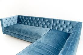 trend velour sectional sofa 15 in sleeper sofa with air dream