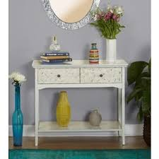Yellow Console Table Vintage Console Tables Furniture Store Shop The Best Deals For
