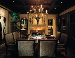 creative ceiling and lighting design for dining room and kitchen