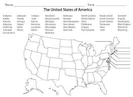 map of the united states quiz with capitals printable map united states united states map no color maps free