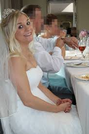 used wedding dresses uk woman sells wedding dress on ebay to pay for divorce