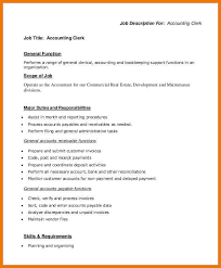 11 accountant job specification sample kozanozdra