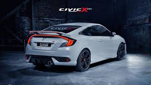 2017 honda civic si looks more sporty and faster autocarweek com