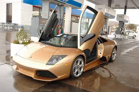 Lamborghini Murcielago Custom - 205 mph dot com