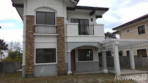 3 bedroom 2 storey house for sale in mabalacat philippines for