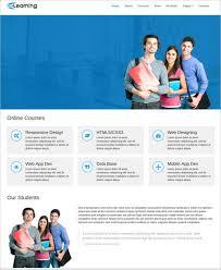 27 free education website themes u0026 templates free u0026 premium