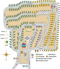 Southeast Wisconsin Map by Campground Map Of Milton Koa Campground Milton