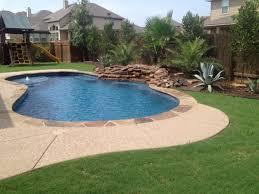 free form pools austin pool builder portfolio custom free form pools