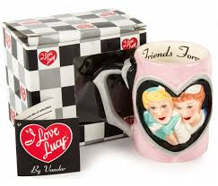 best mug best friend mugs u0026 coffee cups lucy u0026 ethel