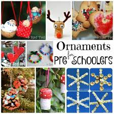 ornaments to make with children rainforest islands ferry