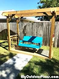 arbor swing plans free arbor swing plans arbor swing plans freestanding arbor swing plans