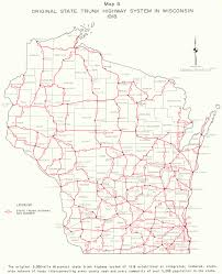 Wisconsin Counties Map by Books And Sewrpc Reports