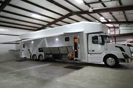 off road classifieds 2014 show hauler volvo toter motorhome w garage