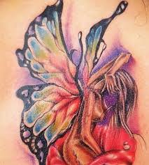 Fairy And Flower Tattoo Designs 57 Best Fairy Tattoos Images On Pinterest Fairy Tattoo Designs