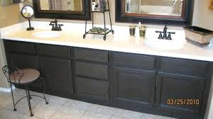 how to refinish bathroom cabinets resurface bathroom cabinets refinishing bathroom cabinets ideas