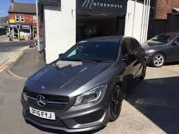 used mercedes cla used mercedes benz cla class and second hand mercedes benz cla