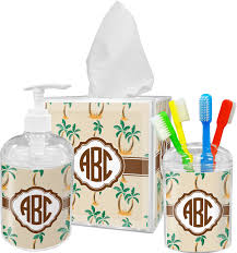home bed u0026 bath bath bathroom accessories bath accessories palm