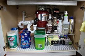 Under The Kitchen Sink Organization by Tidying Up Under The Kitchen Sink The Organized Mama