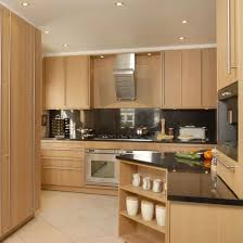 Oak Kitchen Designs Simple Oak Veneer Kitchen Kitchen Design Decorating Ideas