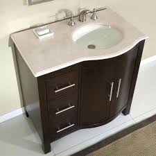 allen roth roveland white undermount single sink bathroom vanity