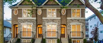 brownstone townhomes abstract developments