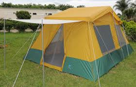 cabin tent two room cabin tent 10 x 14 two 10 x7 cabins rugged frame