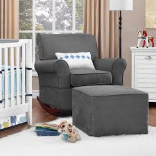 Most Comfortable Rocking Chair For Nursery Baby Relax Mackenzie Rocker Gray Walmart Com