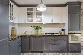 paint stained kitchen cabinets how to paint kitchen cabinets without sanding this house