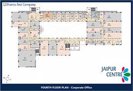 Commercial Office Floor Plans Jaipur Centre Commercial Property Tonk Road Dhamu U0026 Co