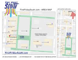 Street Map Of Las Vegas by First Friday South In Downtown Las Vegas 702 349 2283