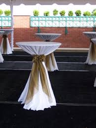Rent Round Tables by Bend Oregon Linen Rentals Bend Linen Rentals